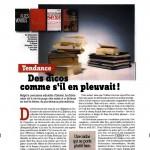 LIRE Magazine novemebre 2010